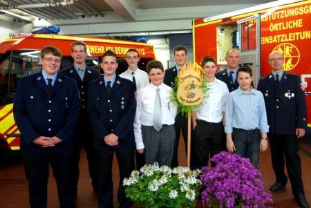 Jugend Feuerwehr Kolbermoor