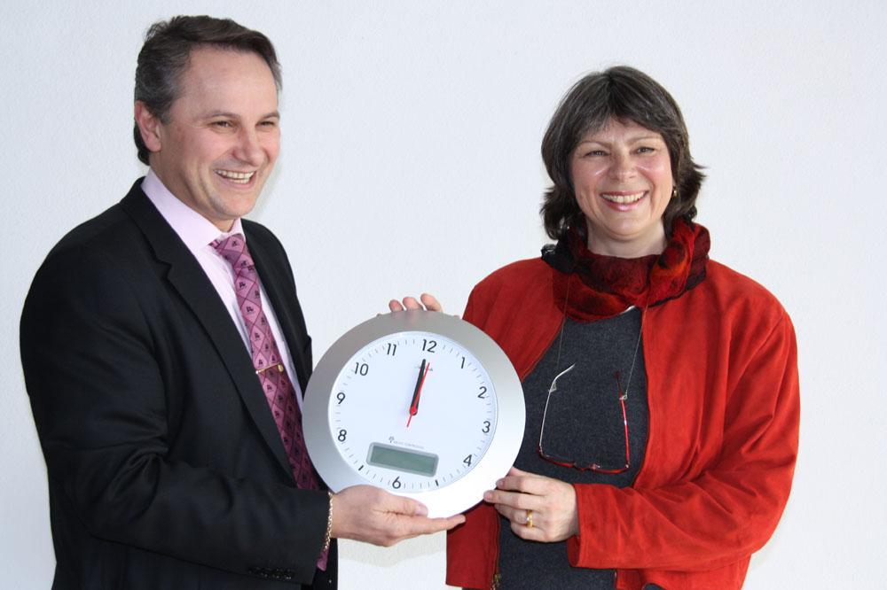 Uhren für Realschule Bad Aibling